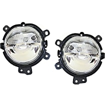 Driver and Passenger Side Driving Light - Without Fog Light