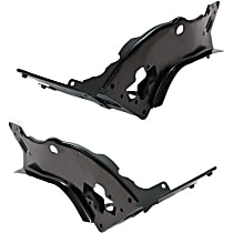 Radiator Support - Driver and Passenger Side, Upper, Outer Tie Bar