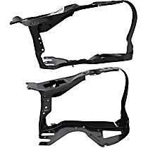 Radiator Support - Driver and Passenger Side