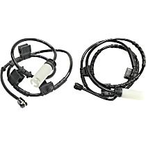 Replacement SET-REPM271805-2 Brake Pad Sensor - Direct Fit Set of 2