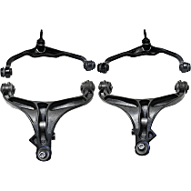 Control Arm Kit - Front, Driver and Passenger Side, Upper and Lower, Set of 4
