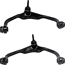 Control Arm Kit - Front, Driver and Passenger Side, Upper, Set of 2