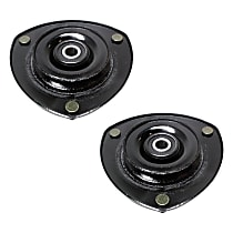 Shock and Strut Mount - Front, Driver and Passenger Side, Set of 2