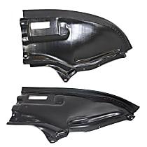 Engine Splash Shield - Front, Driver and Passenger Side