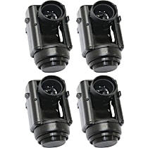 Replacement SET-REPM541301-4 Parking Assist Sensor - Direct Fit, Set of 4