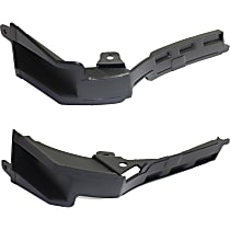 Rear, Driver and Passenger Side Bumper Filler