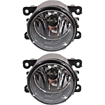 Fog Light - Driver and Passenger Side, SR/SE-R Models