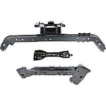Radiator Support - Center, Hood Latch Support, Except SR Turbo Model, with Center, Upper and Lower Tie Bar