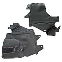 Passenger Side Engine Splash Shield For 2007-2012 Nissan Sentra