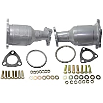 Front Driver and Passenger Side Catalytic Converter For Models with 3.3L and 3.5L Eng 46-State Legal (Cannot ship to CA, CO, NY or ME)
