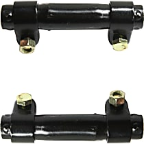 Tie Rod Adjusting Sleeve - Direct Fit, Set of 2 Front, Driver and Passenger Side