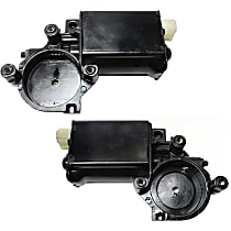 Window Motor - Front or Rear, Driver and Passenger Side