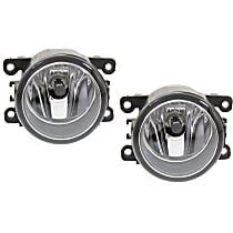 Fog Light Assembly - Driver and Passenger Side, without Sport Design Package