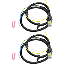 Replacement SET-REPP272301-2 ABS Cable Harness - Direct Fit, Set of 2