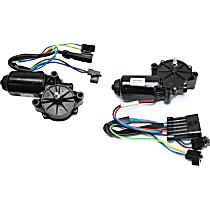 Driver and Passenger Side Headlight Motor