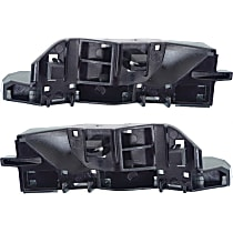 Front, Driver and Passenger Side Bumper Bracket, Side Bracket