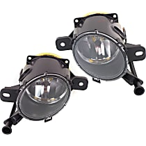 Fog Light Assembly - Driver and Passenger Side, CAPA CERTIFIED