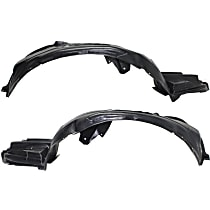 Fender Liner - Front, Driver and Passenger Side, WRX Models
