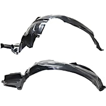 Fender Liner - Front, Driver and Passenger Side, Except WRX Models