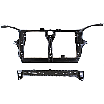 Radiator Support - Assembly and Lower Outer Tie Bar