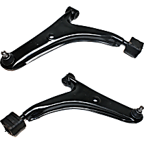 Control Arm - Front, Driver and Passenger Side, Lower, FWD, with Ball Joint and Bushing