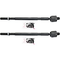 Tie Rod End - Front, Driver and Passenger Side, Inner, Set of 2