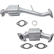Front and Rear Catalytic Converter For Models with 1.8L, 2.2L and 2.5L Eng 46-State Legal (Cannot ship to CA, CO, NY or ME)