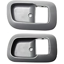 Door Inside Handle Gray Right Handle Replacement for 98-01 TY Sienna
