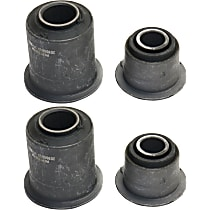 Control Arm Bushing - Front, Driver and Passenger Side, Upper, Set of 4