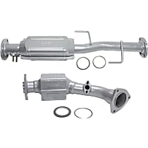 Catalytic Converter Front and Rear, For Models with 3.4L Eng California Emissions 47-State Legal (Cannot ship to CA, NY or ME)