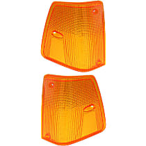 Driver and Passenger Side Turn Signal Light