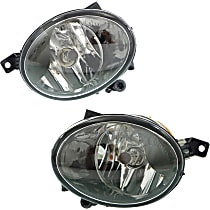 Fog Light Assembly - Driver and Passenger Side