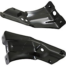 Replacement Fender Support - SET-REPV223703 - Front, Driver and Passenger Side, Steel, Direct Fit