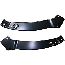 Radiator Support - Driver and Passenger Side, CAPA CERTIFIED