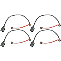 Replacement SET-REPV270101-4 Brake Pad Sensor - Direct Fit Set of 4