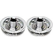 Wheel Hub Bearing not included - Set of 2