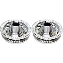 Wheel Hub - Set of 2