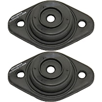 Shock and Strut Mount - Rear, Driver and Passenger Side, Upper, Set of 2