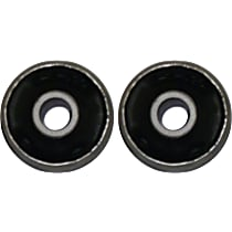Control Arm Bushing - Front, Driver and Passenger Side, Rear Section, Set of 2
