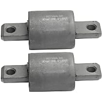 Control Arm Bushing - Front, Driver and Passenger Side, Lower, Frontward Arm, Set of 2