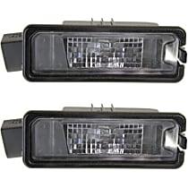 License Plate Light - Direct Fit, Set of 2
