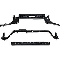 Radiator Support - Upper Panel, Except Sport Model, 1.5/2.0/2.5 Liter Engines, with Upper Reinforcement and Lower Tie Bar, CAPA Certified