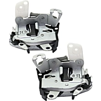Front, Driver and Passenger Side Door Latch