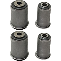 Control Arm Bushing - Front, Driver and Passenger Side, Lower, Set of 4