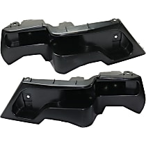 Bumper Bracket - Rear, Driver and Passenger Side, Lower