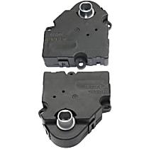 Replacement SET-RG41020002-2 HVAC Heater Blend Door Actuator - Set of 2