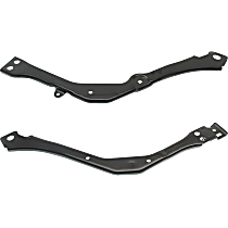 Radiator Support - Driver and Passenger Side, Support Brace