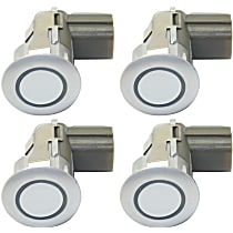 Replacement SET-RI54130001-4 Parking Assist Sensor - Direct Fit, Set of 4