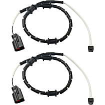 Brake Pad Sensor - Direct Fit Set of 2