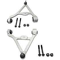 Control Arm - Rear, Driver and Passenger Side, Upper, Kit